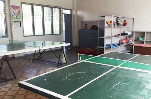 Athletic  Room