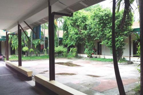San Lorenzo Hall